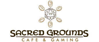 Sacred Grounds Cafe Logo
