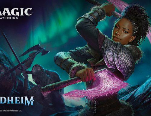 Magic the Gathering: Kaldheim Release