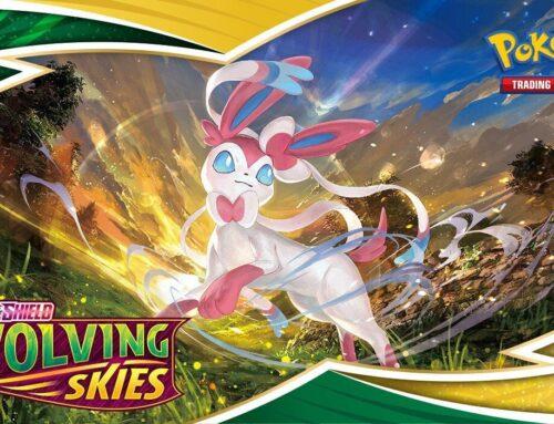Pokemon: Sword & Shield—Evolving Skies